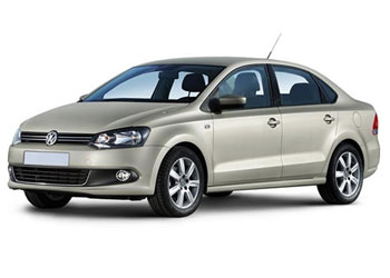 volkswagen polo 1.6 автомат расход