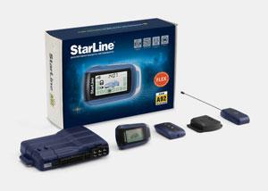 автосигнализация с GSM модулем