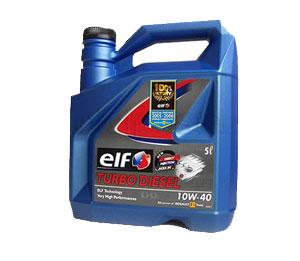Моторное масло Total Elf