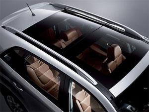 Панорамный люк в автомобиле