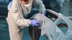 ремонт пластиковых бамперов