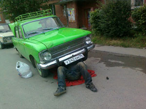 Сцепление автомобиля