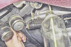 Прокачка сцепления автомобиля