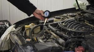 Проверка дизельного двигателя