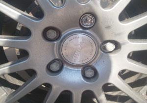 Секретки на колеса