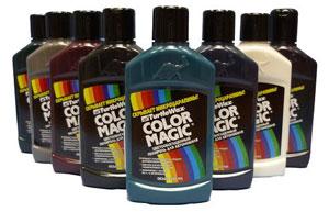 Цветная полировка авто
