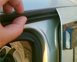 Уплотнительная резинка двери
