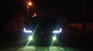 Xenon в автомобиле
